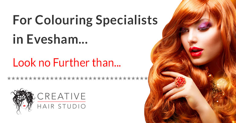 colouring specialists worcestershire evesham
