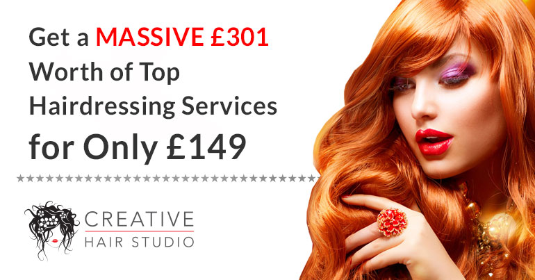 salon packages blackminster evesham