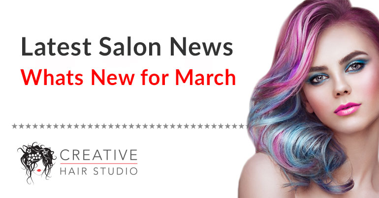 latest news march