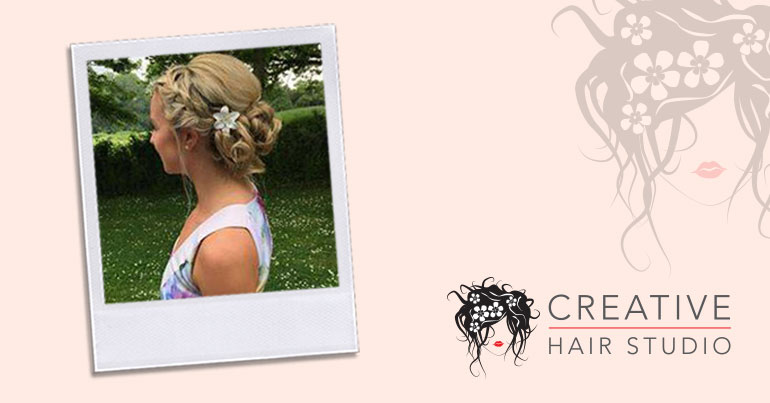 best salon for wedding hair evesham west midlands