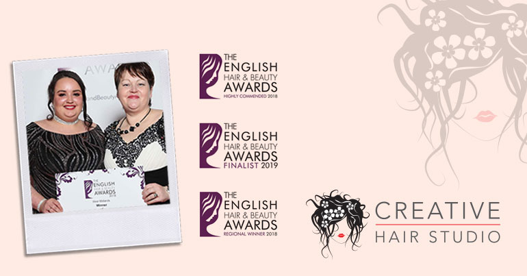 multi award winning salon evesham