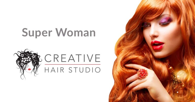 Evesham hairdressers package