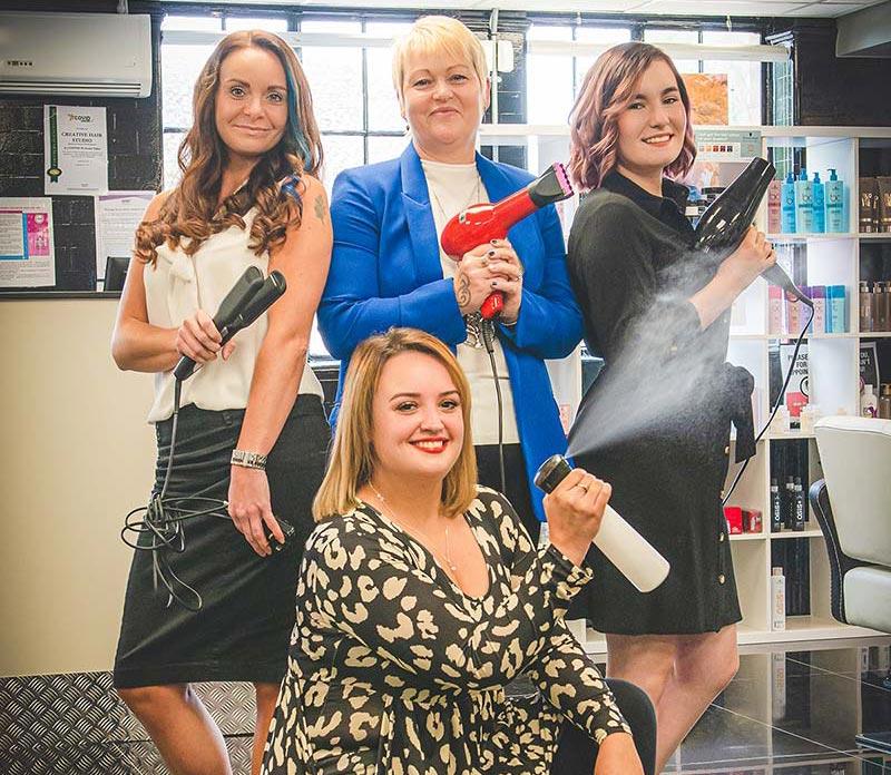 Evesham Salon Team